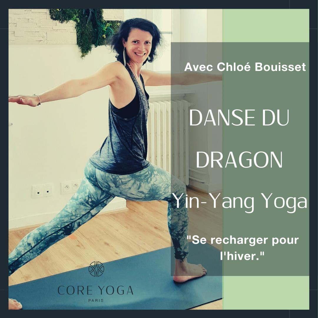 Danse dragon Yin-Yang Yoga