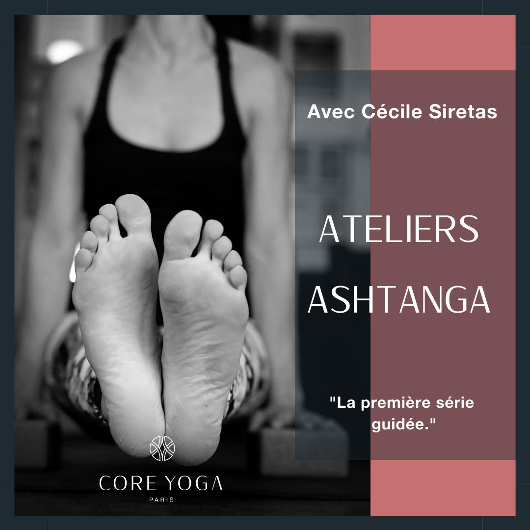 Ashtanga première série